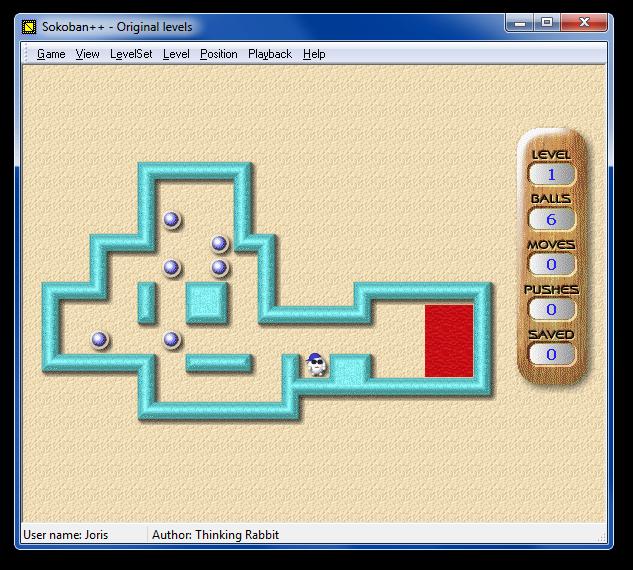 Sokoban Screenshots